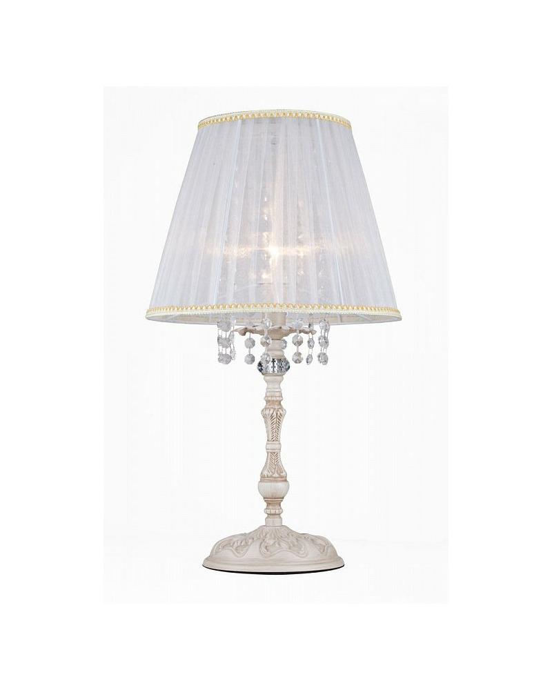 Настольная лампа Freya FR2220-TL-01-W / ARM020-22-W Omela