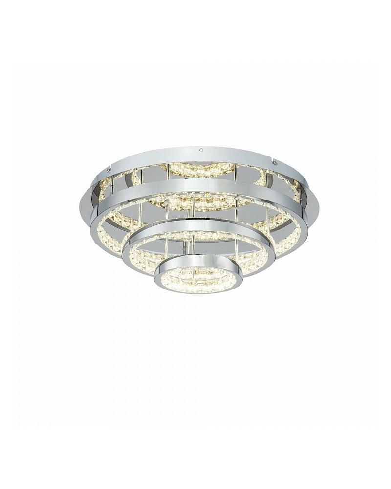Потолочный светильник Freya FR6004CL-L35CH Dome