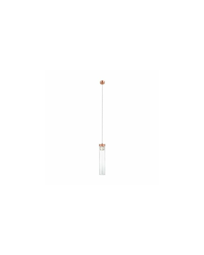 Подвесной светильник Zuma Line P0389-01D-L7AC Gem