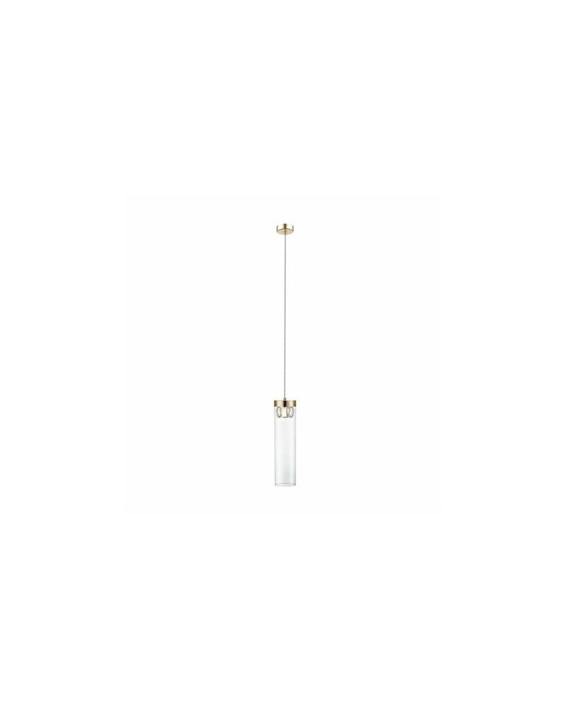 Подвесной светильник Zuma Line P0389-01D-F7AC Gem