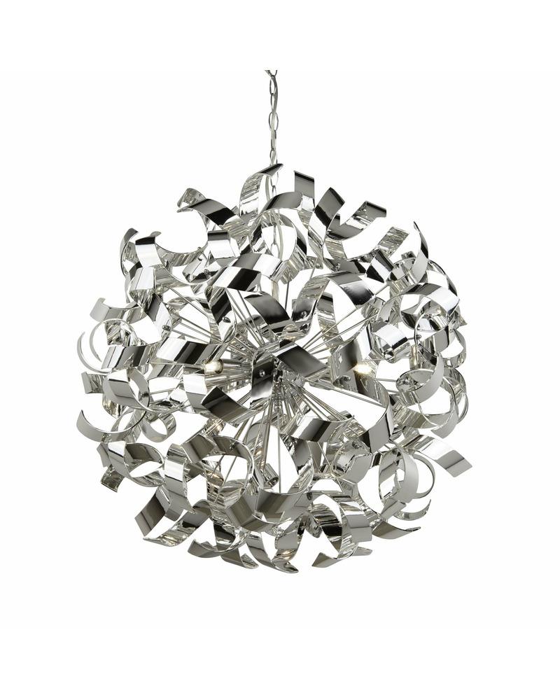 Подвесной светильник Searchlight 5686-6CC Curls