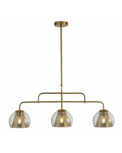 Подробнее о Подвесной светильник Searchlight 8273-3SB Conio