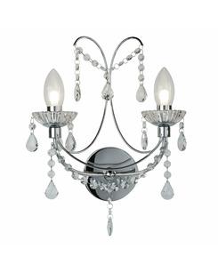 Подробнее о Светильник для ванной Searchlight 9037-2CC Autumn