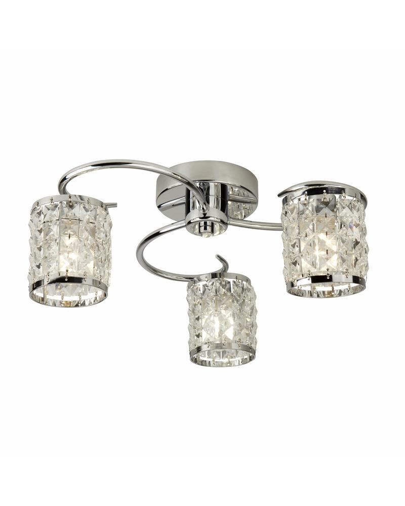 Светильник для ванной Searchlight 8783-3CC Royal