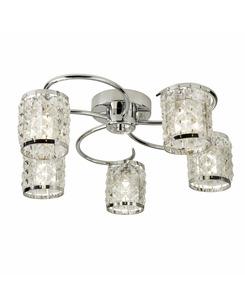 Светильник для ванной Searchlight 8785-5CC Royal