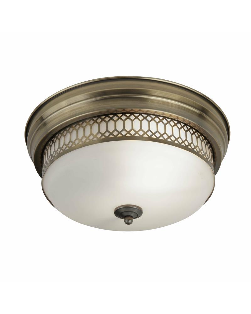 Светильник для ванной Searchlight 4132-2AB Edinburgh