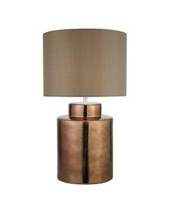 Настольная лампа Searchlight EU5443BZ Artisan