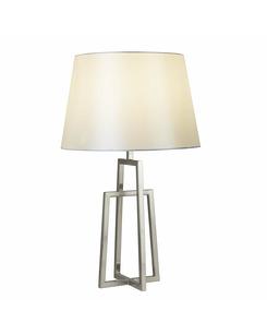 Подробнее о Настольная лампа Searchlight EU1533SS-1 York