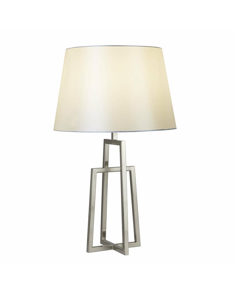 Настольная лампа Searchlight EU1533SS-1 York