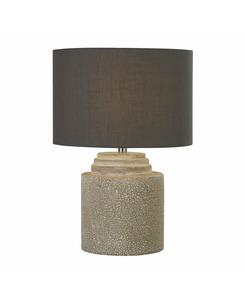 Подробнее о Настольная лампа Searchlight EU9260GY Zara