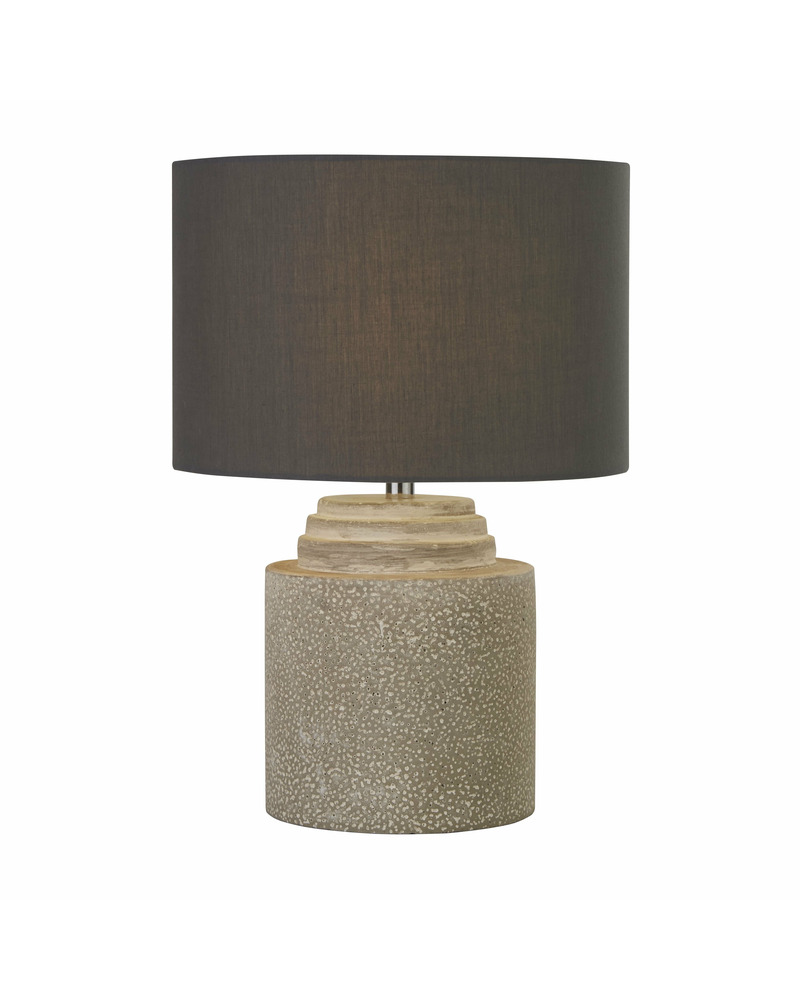 Настольная лампа Searchlight EU9260GY Zara