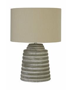 Подробнее о Настольная лампа Searchlight EU9621GY Liana