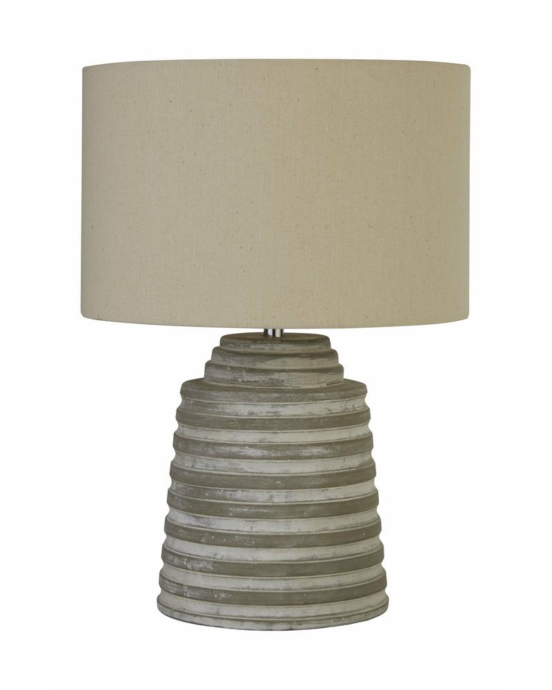 Настольная лампа Searchlight EU9621GY Liana
