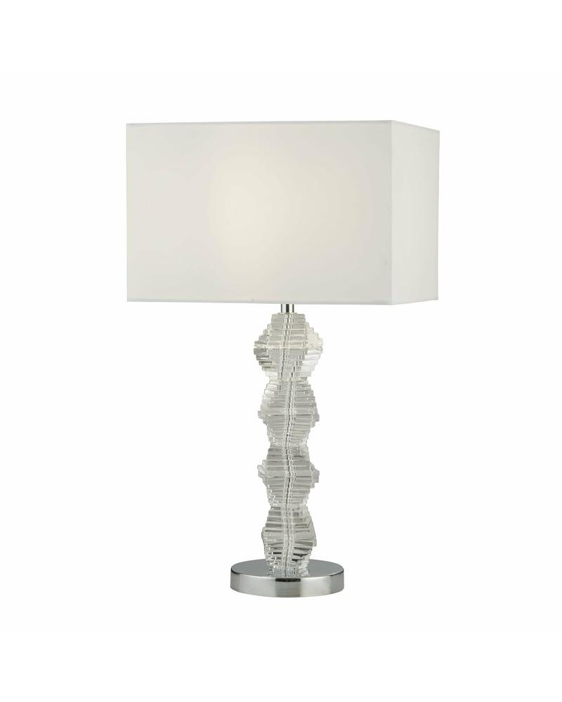 Настольная лампа Searchlight EU1671CC Malinda