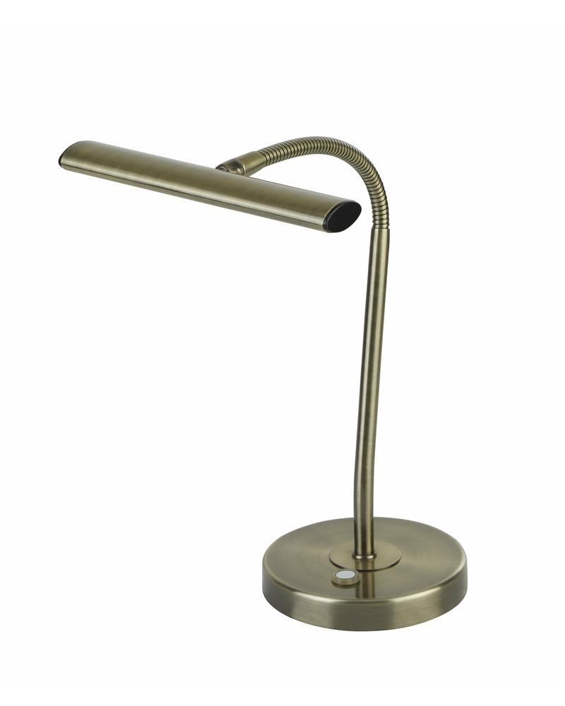 Настольная лампа Searchlight EU1108AB Bow