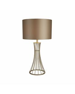 Настольная лампа Searchlight EU2022CP Wheatsheaf