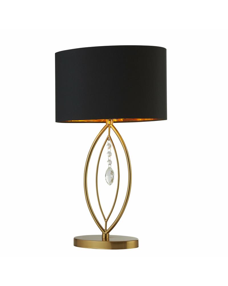 Настольная лампа Searchlight EU9138GO Crown