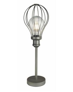 Настольная лампа Searchlight EU1382PW Balloon cage