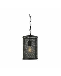 Подробнее о Подвесной светильник Searchlight 2481BK Fishnet