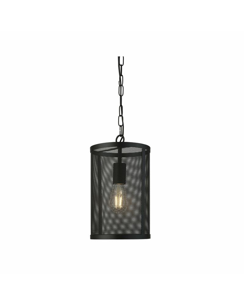 Подвесной светильник Searchlight 2481BK Fishnet