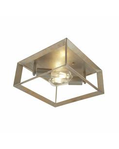 Потолочный светильник Searchlight 2412-2SI Heaton