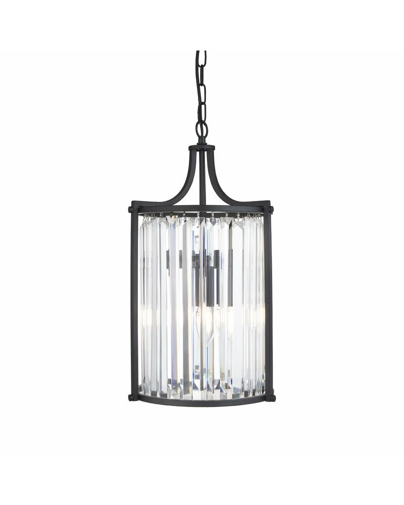 Подвесной светильник Searchlight 8092-2BK Victoria