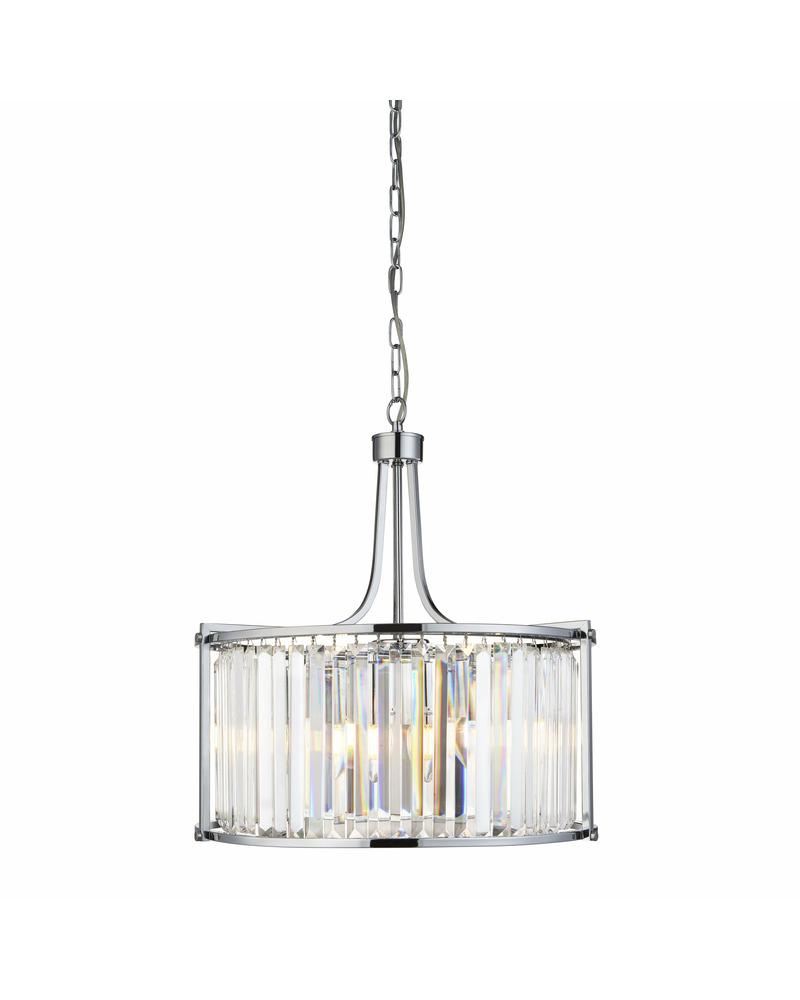 Подвесной светильник Searchlight 8295-5CC Victoria