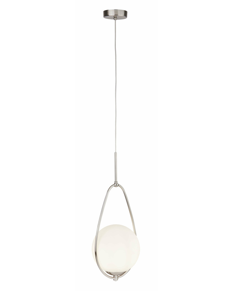 Подвесной светильник Searchlight 9171-1SS Avalon