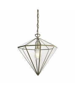 Подробнее о Подвесной светильник Searchlight 8951AB Lanterns