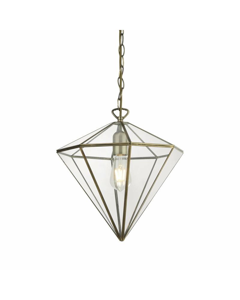 Подвесной светильник Searchlight 8951AB Lanterns