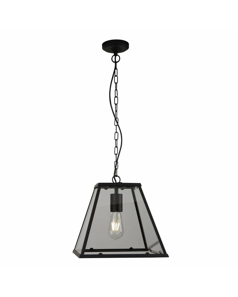 Подвесной светильник Searchlight 4661BK Lantern