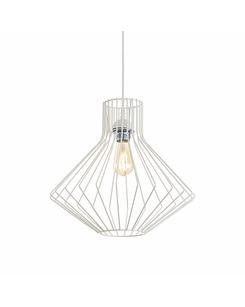 Подвесной светильник Ideal Lux Ampolla-4 sp1 bianco 200903