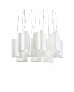 Подробнее о Люстра подвесная Ideal Lux Compo sp10 bianco 208053