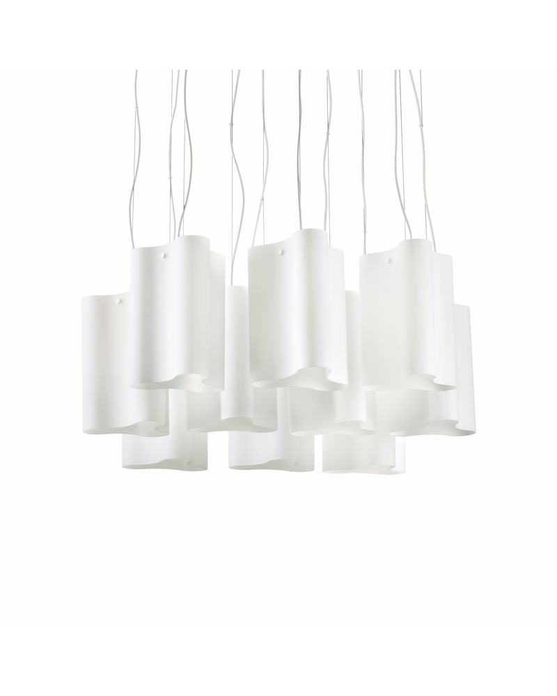 Люстра подвесная Ideal Lux Compo sp10 bianco 208053