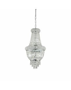 Подробнее о Люстра подвесная Ideal Lux Dubai sp5 cromo 207193