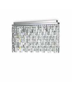 Потолочный светильник Ideal Lux Elisir pl6 cromo 200026