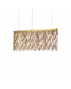 Подвесной светильник Ideal Lux Elisir sp6 ottone 200064