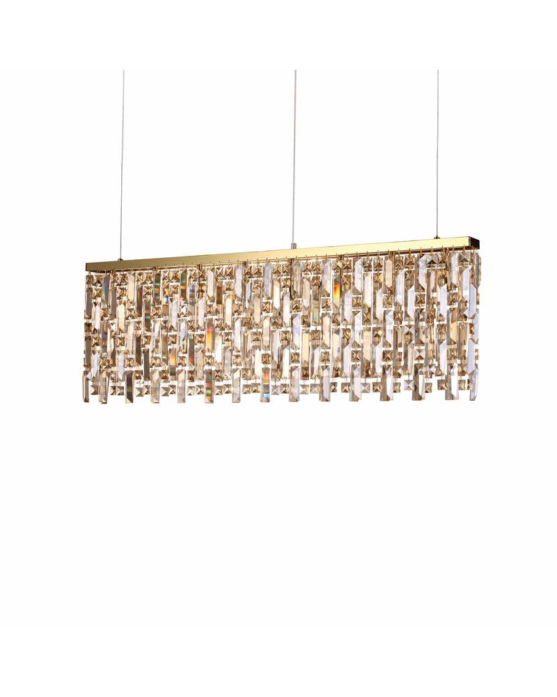 Подвесной светильник Ideal Lux Elisir sp8 ottone 200071