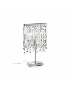 Настольная лампа Ideal Lux Elisir tl2 cromo 200033