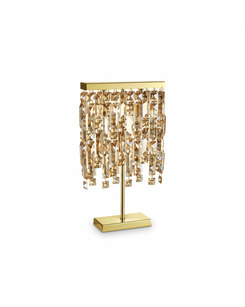 Настольная лампа Ideal Lux Elisir tl2 ottone 200101