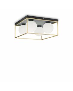 Потолочный светильник Ideal Lux Lingotto pl4 198156