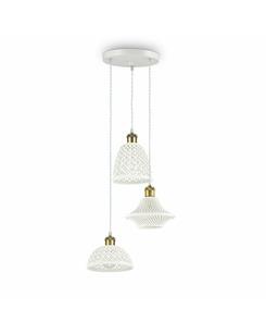 Подробнее о Подвесной светильник Ideal Lux Lugano sp3 206875