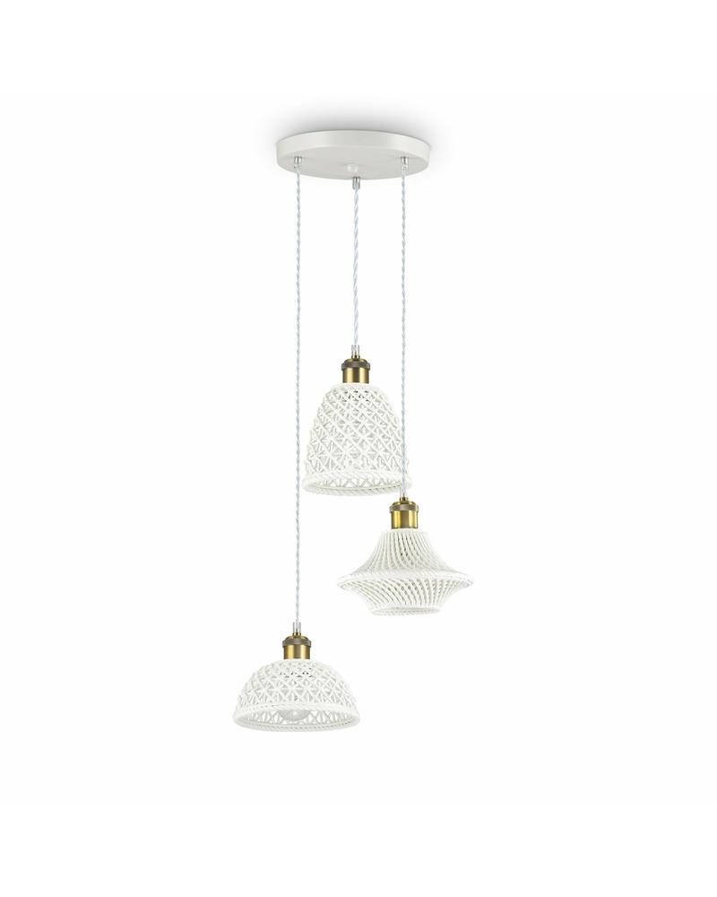 Подвесной светильник Ideal Lux Lugano sp3 206875