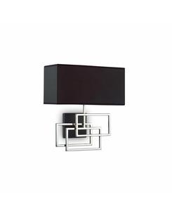 Подробнее о Бра Ideal Lux Luxury ap1 cromo 201054