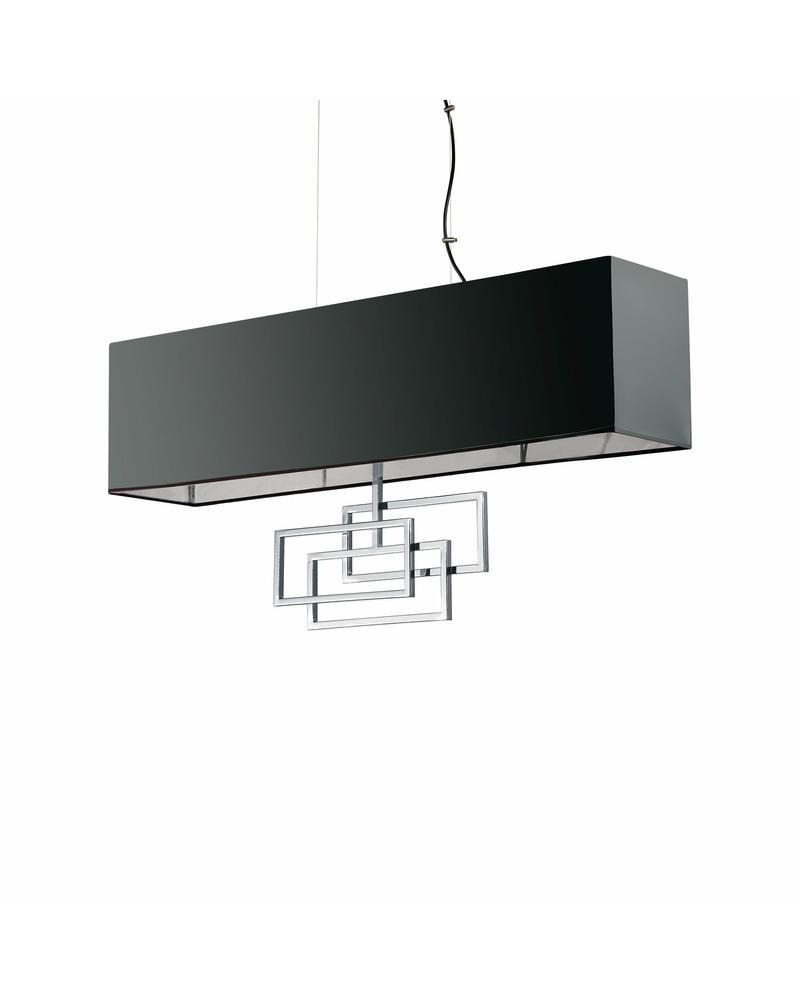 Подвесной светильник Ideal Lux Luxury sp6 cromo 219721