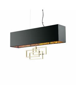 Подробнее о Подвесной светильник Ideal Lux Luxury sp6 ottone 219738