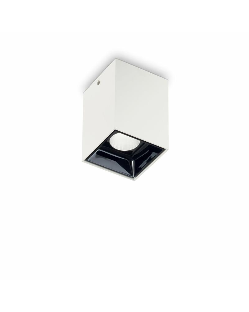 Точечный светильник Ideal Lux Nitro 10w square 206035