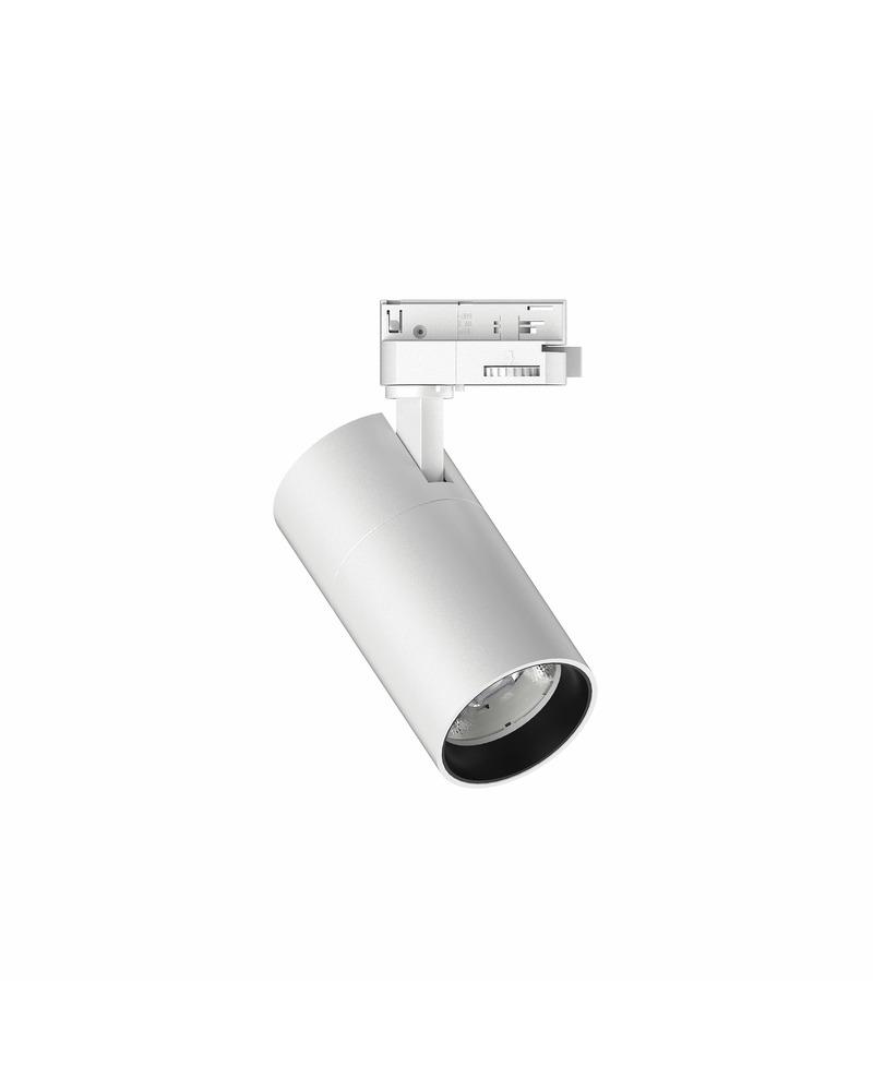 Трековый прожектор Ideal Lux Quick 15w 222554