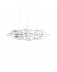 Подвесной светильник Ideal Lux Toronto sp5 bianco 195285