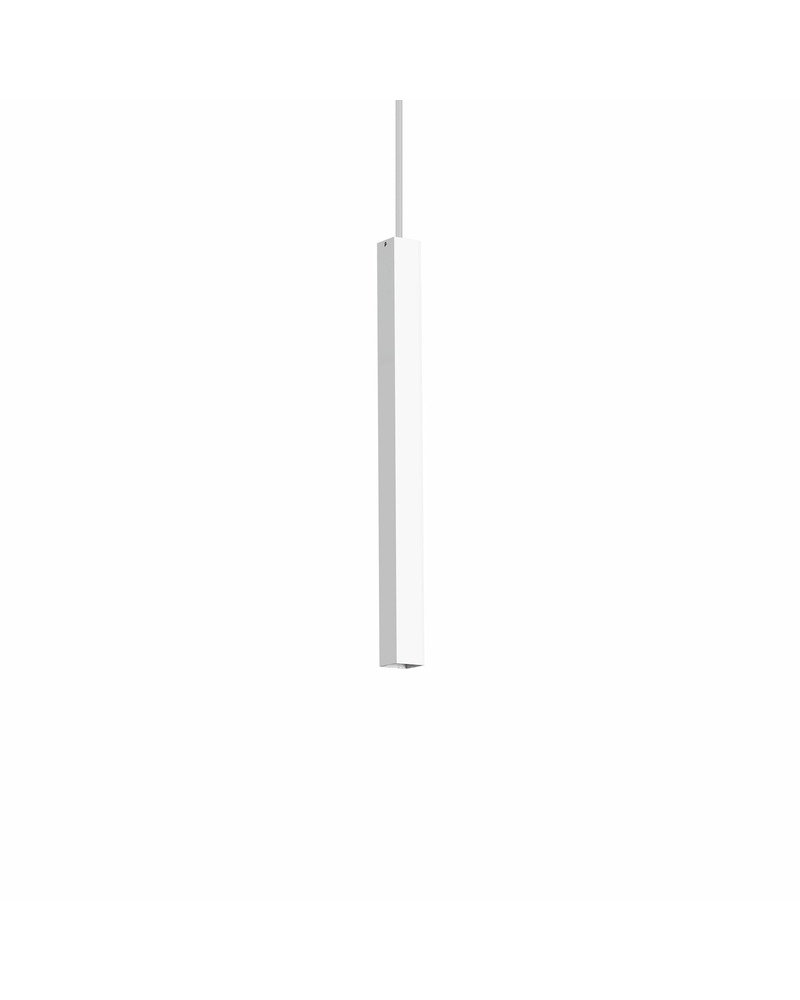 Подвесной светильник Ideal Lux Ultrathin sp1 small square 194189